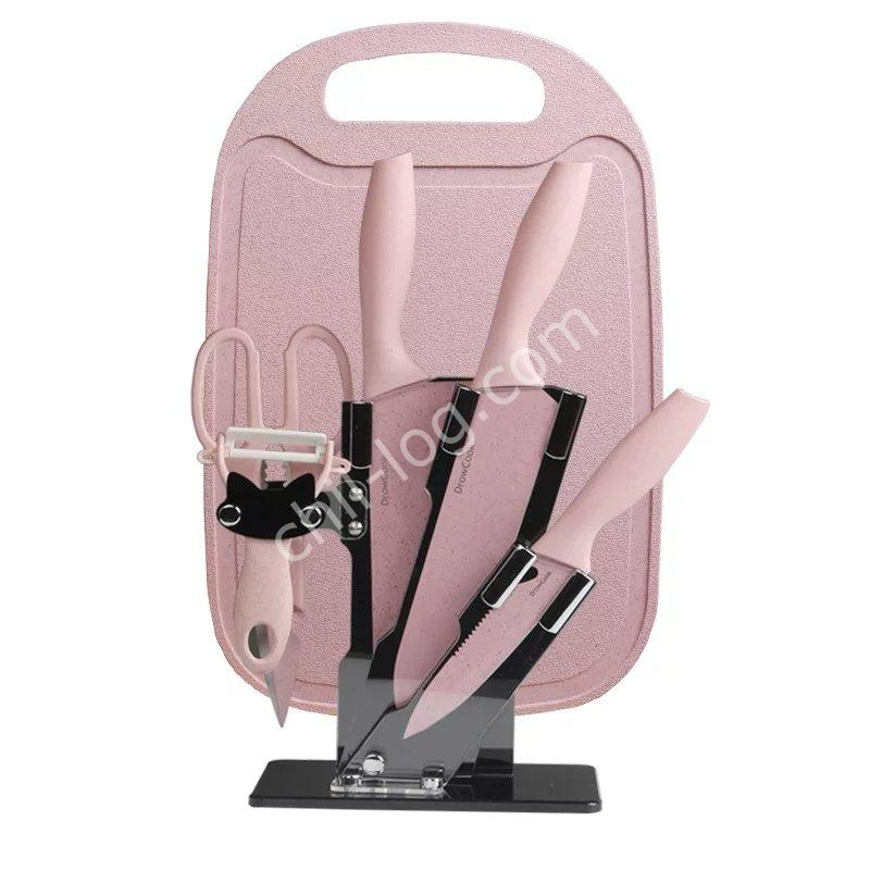 ピンク包丁